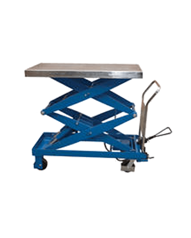 Vestil Hydraulic Elevating Carts Factory Equipment