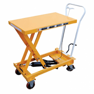 Vestil Auto Shift Hydraulic Elevating Carts