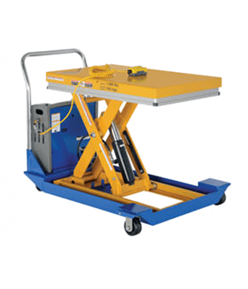 Vestil DC and Manual Scissor Carts