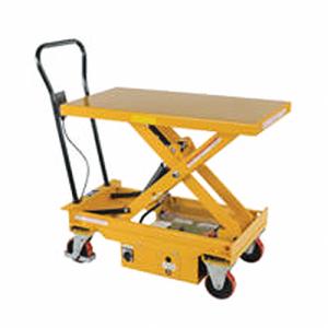 Vestil DC Powered Hydraulic Elevating Carts