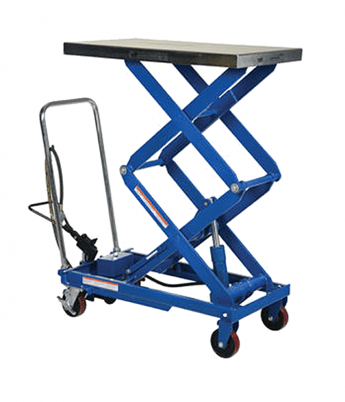 Vestil Air Hydraulic Carts
