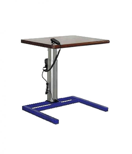 Vestil Linear Actuated Adjustable Height Work Bench