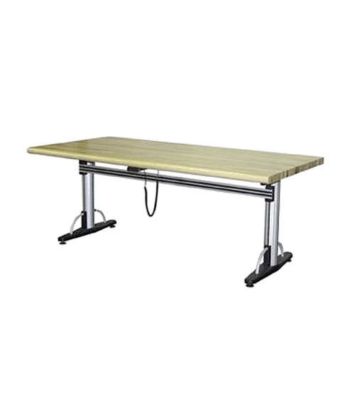 Vestil Electric Adjustable Height Work Bench