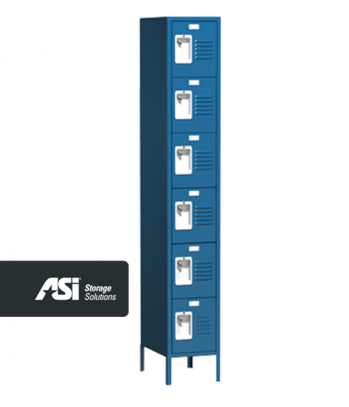 ASI – Traditional Series Steel Lockers