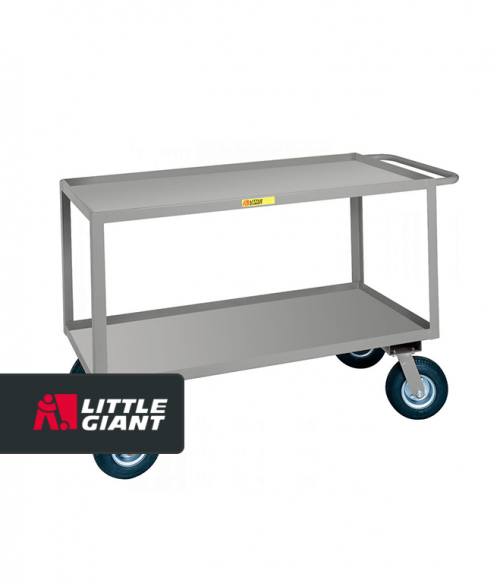 Flush Handle Instrument Cart