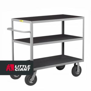 3 Shelf Instrument Cart