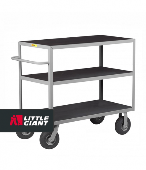 3 Shelf Instrument Cart