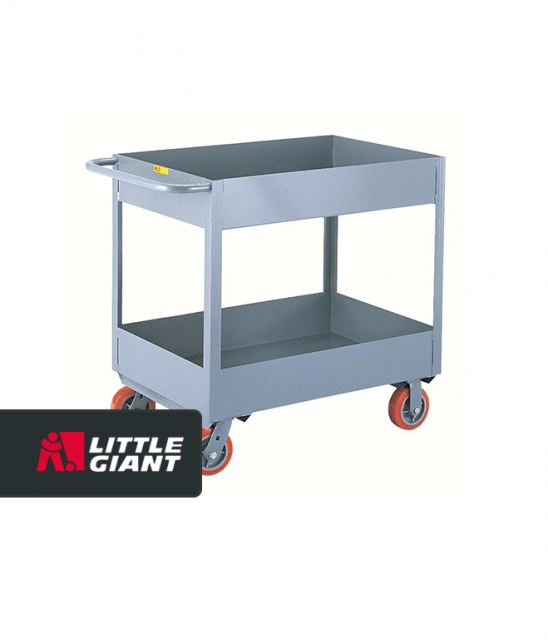 6 Inch Deep Shelf Truck