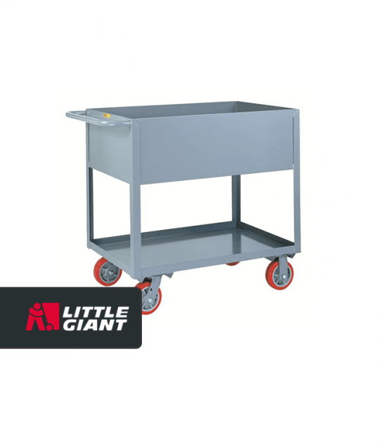 12 Inch Deep Shelf Truck