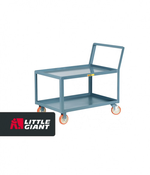 Low Deck Truck Fixed Height