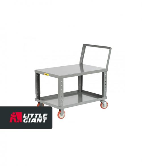 Low Deck Truck Adjustable Height