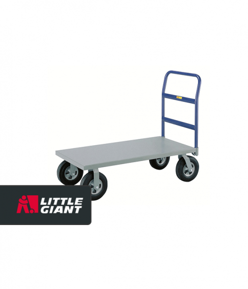 Cushion Load Platform with Puncture Proof Tires