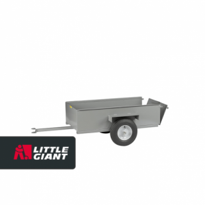 2 Wheel Towable Wagon Truck