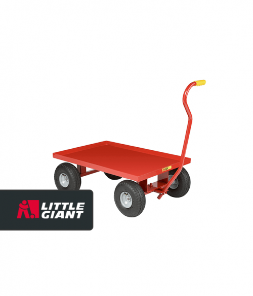 Steel Deck Wagon Truck