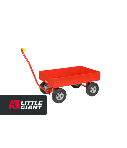Perforated Steel Deck Wagon Truck