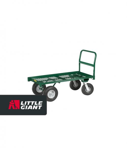 Raised Height Nursery Platform Truck