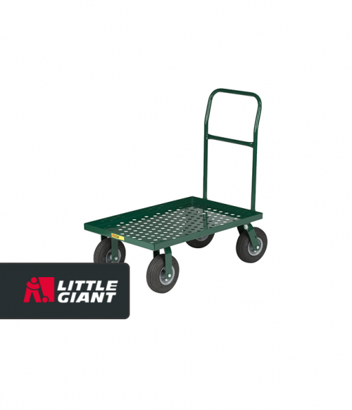 Nursery Platform Truck with Perforated Deck