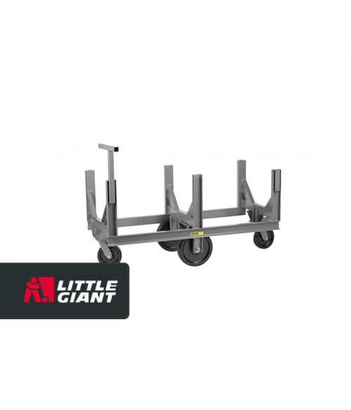 Bar Cradle Truck with Push Bar Handle