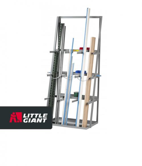 84 Inch Vertical Bar Rack