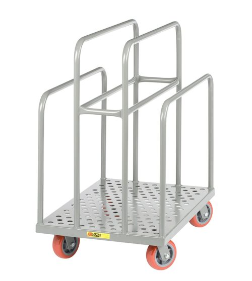Perforated Deck Lumber Truck