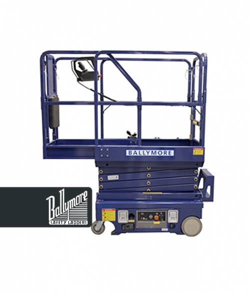 Drivable Mini Scissor Lift