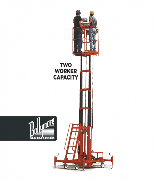 MRO Telescoping Hydraulic Maintenance Lifts