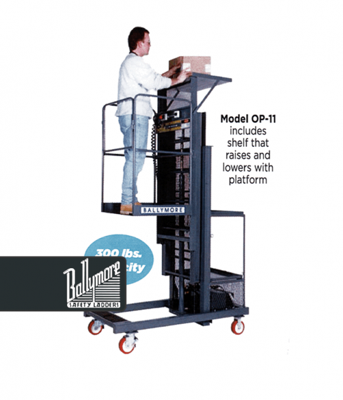 Order Picker Maintenance Lift