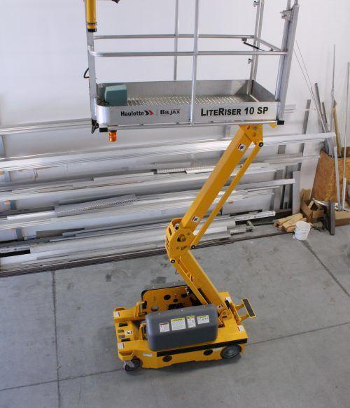LITERISER 10 SP Vertical Mast Lift