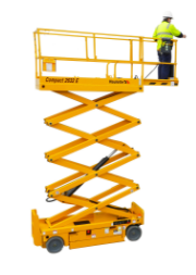 Compact 2632E Electric Scissor Lift