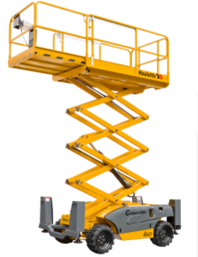 Compact 2668RT Scissor Lift