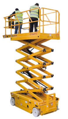 Compact 3347E Electric Scissor Lift
