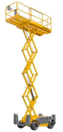 Compact 3368RT Scissor Lift
