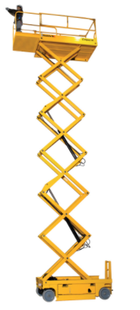 Compact 3947E Electric Scissor Lift