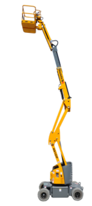 HA33 JE Articulating Boom Lift
