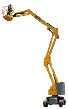 HA43 JE Articulating Boom Lift