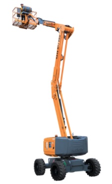 HA46 RTJ PRO Articulating Boom Lift