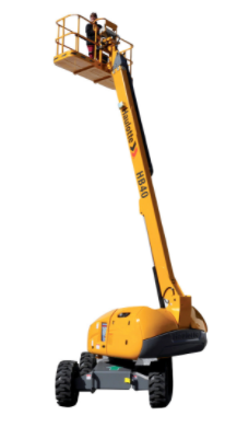 HB40 Telescopic Boom Lift