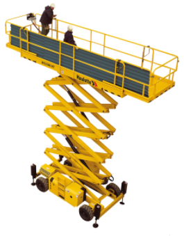 HS 3388RT Scissor Lift