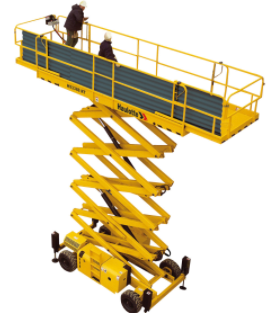 HS 3388RT XL Scissor Lift