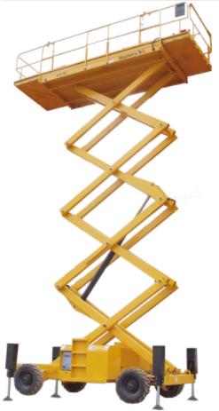 HS 4388RT Scissor Lift