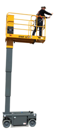 STAR13 Vertical Mast Lift
