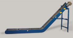 2500S Hinged Steel Belt Conveyor
