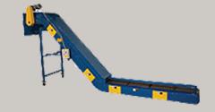 2500W Hinged Steel Belt Conveyor