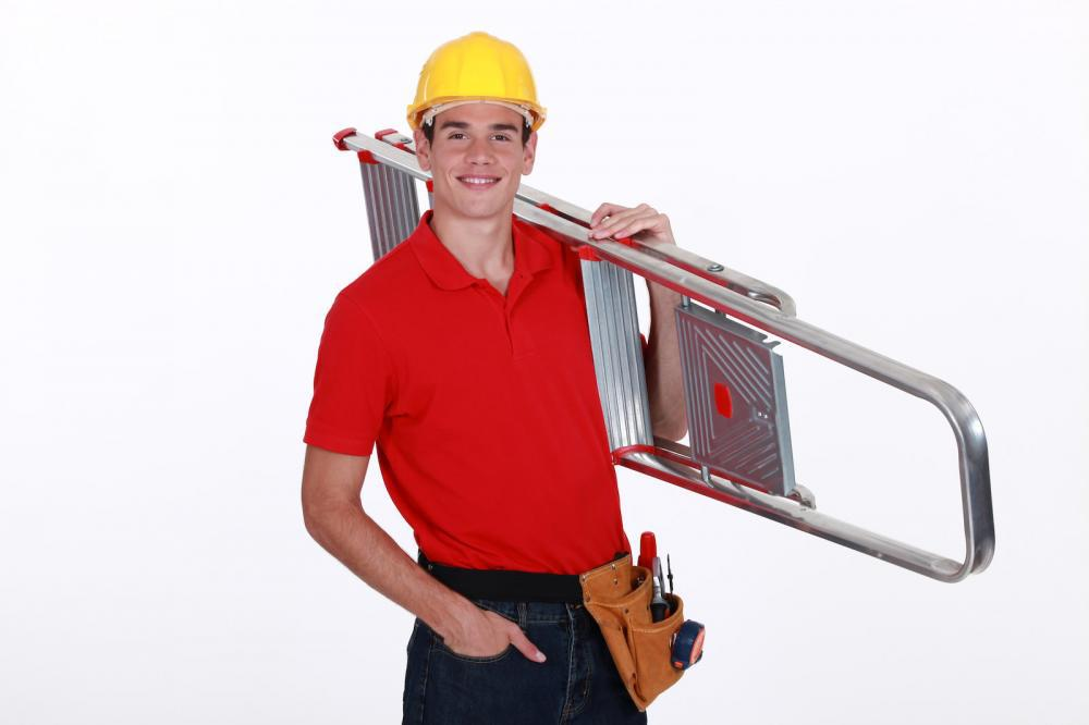 Are Your Industrial Ladders Up To Code?